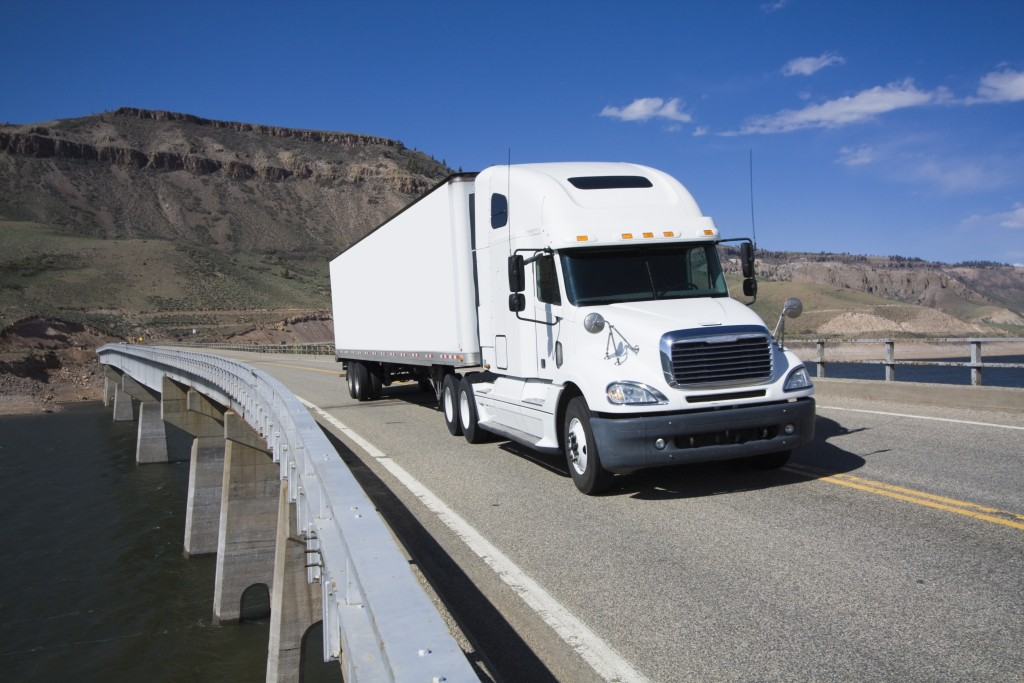 cdc truck accidents